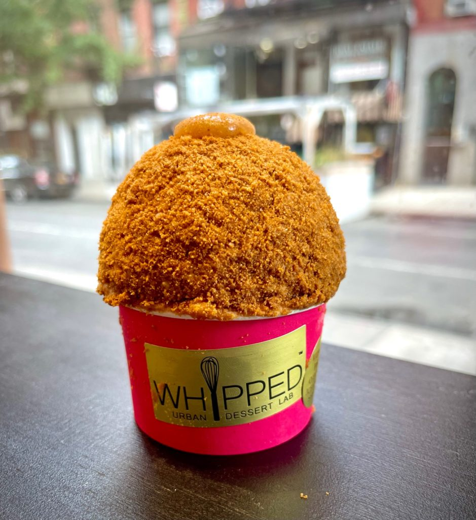 Whipped Urban Desert Lab is a vegan ice cream shop in the Lower East Side. For more vegan dining in New York City visit www.vegansbaby.com